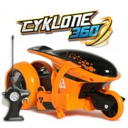 Moto a Control Remoto Cyklone 360 - Maisto