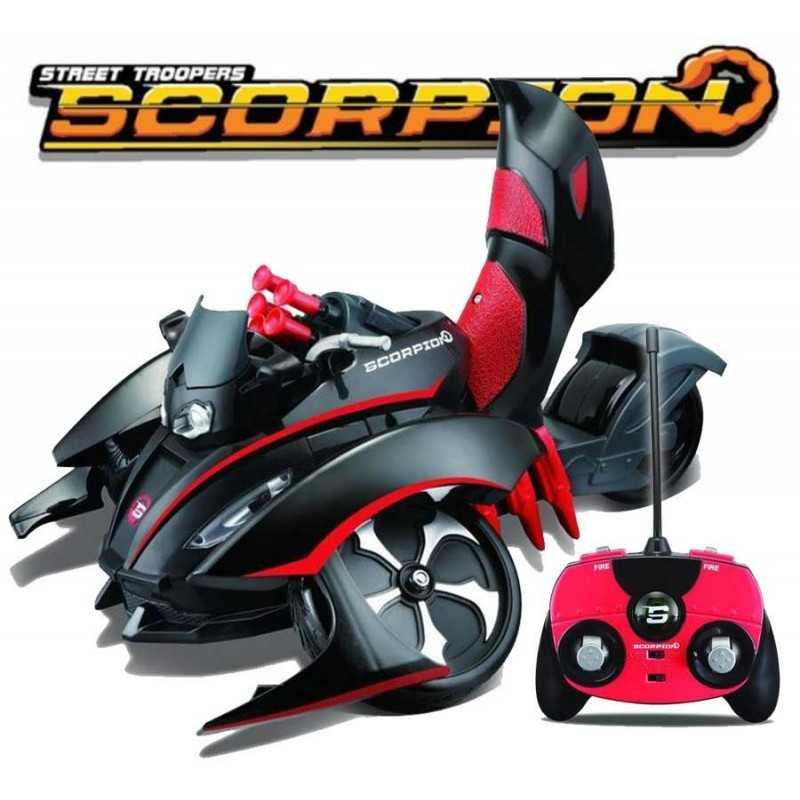 Auto Scorpion a Control Remoto - Maisto