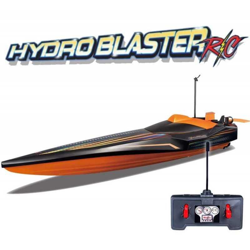 Lancha a Control Remoto Hydro Blaster - Maisto