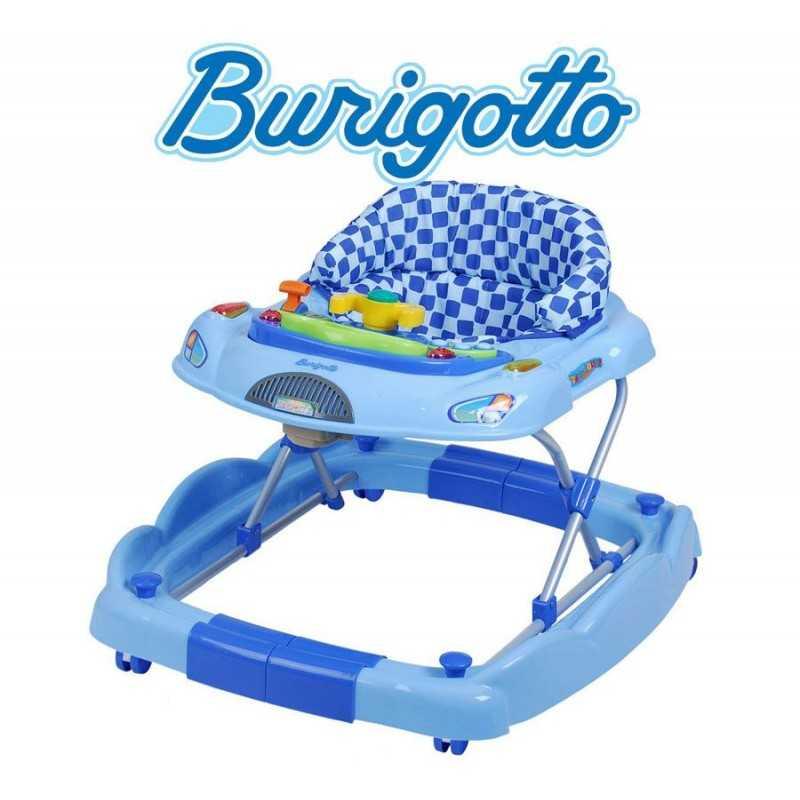 Andador Balancin para Bebés Azul - Burigotto - Baby Coupé 3034