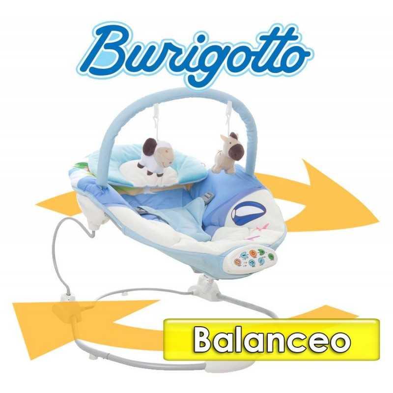 Sillita de Descanso Happy Hour Azul - Burigotto - IXCD5087GLC8