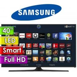 "TV Led Smart Full HD 40"" - Samsung - Series 5 - 40J5300"