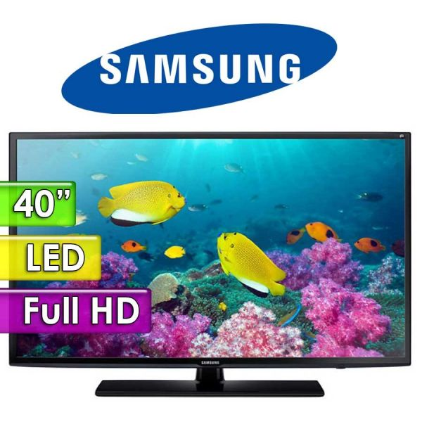 "TV Led Full HD 40"" - Samsung - Series 5 - 40JH5005"