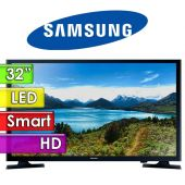 "TV Led HD Flat Smart 32"" - Samsung - Series 4 - 32J4300"