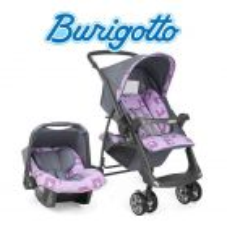Carrito de bebé Rio 4013 + Baby Seat Touring Evolution - Burigotto