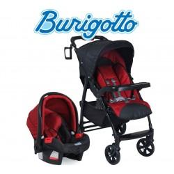 Carrito de bebé + Baby Seat - Burigotto - Atimo IXCJ4010PR67