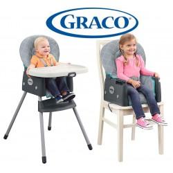 Sillita de alimentación para bebé 2 en 1 - Graco - SimpleSwitch High Chair GR1964122