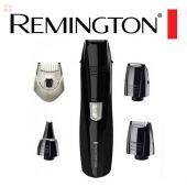 Kit De Corte Barba Y Bigote + Vello Nasal Y Oidos 5 En 1 - Remington - PG-181