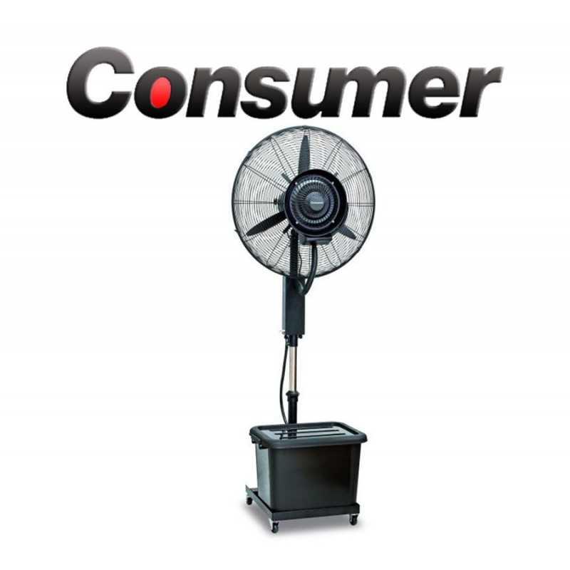 Ventilador Humidificador Industrial de Pie - Consumer - 32