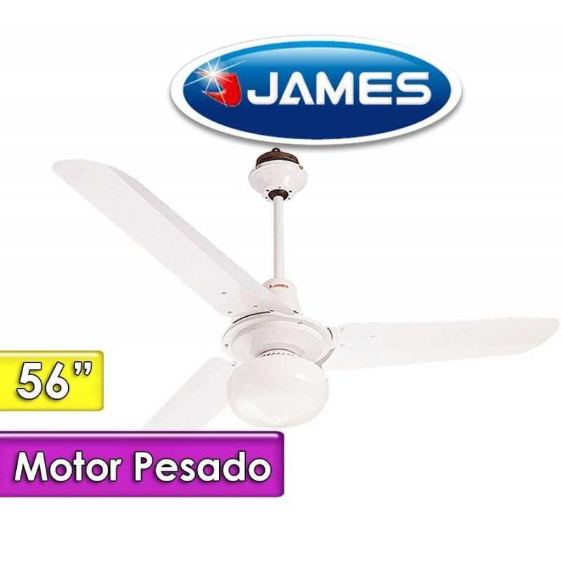 Ventilador de Techo Con Luz - James - VT 1
