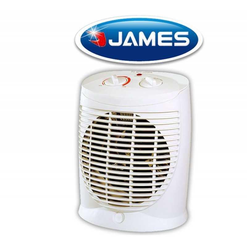 Caloventilador Estufa Eléctrica con ventilador - James - CVT 2000 MFO Oscilante