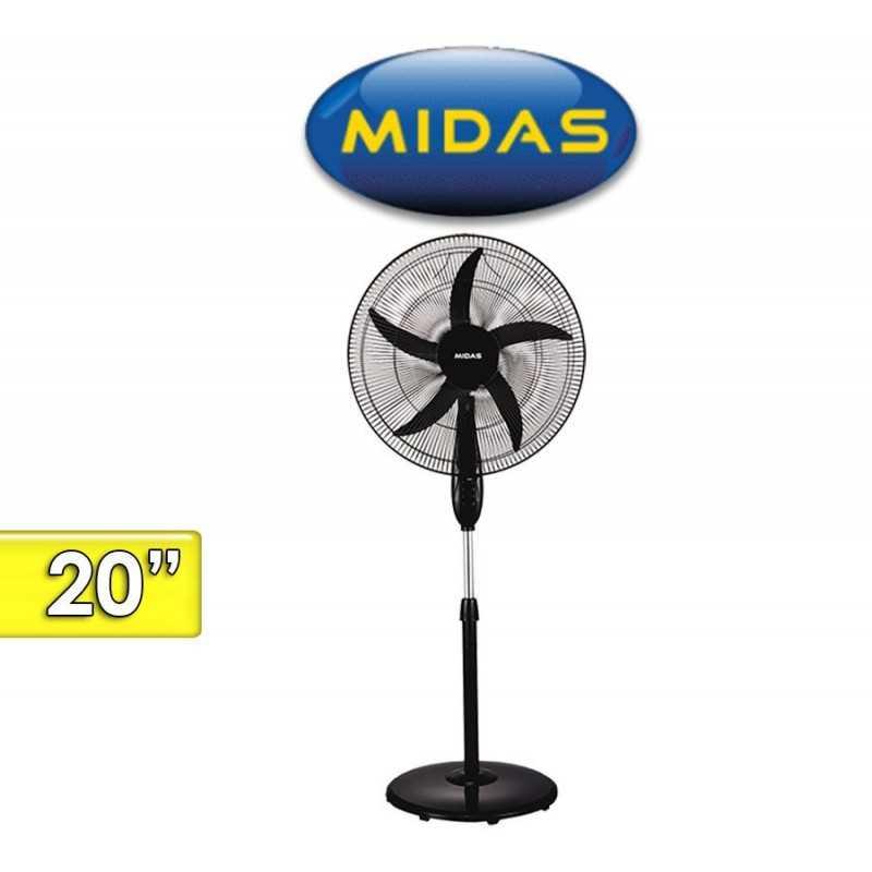 Ventilador de Pie - Midas - MD-FS50 Super Turbo