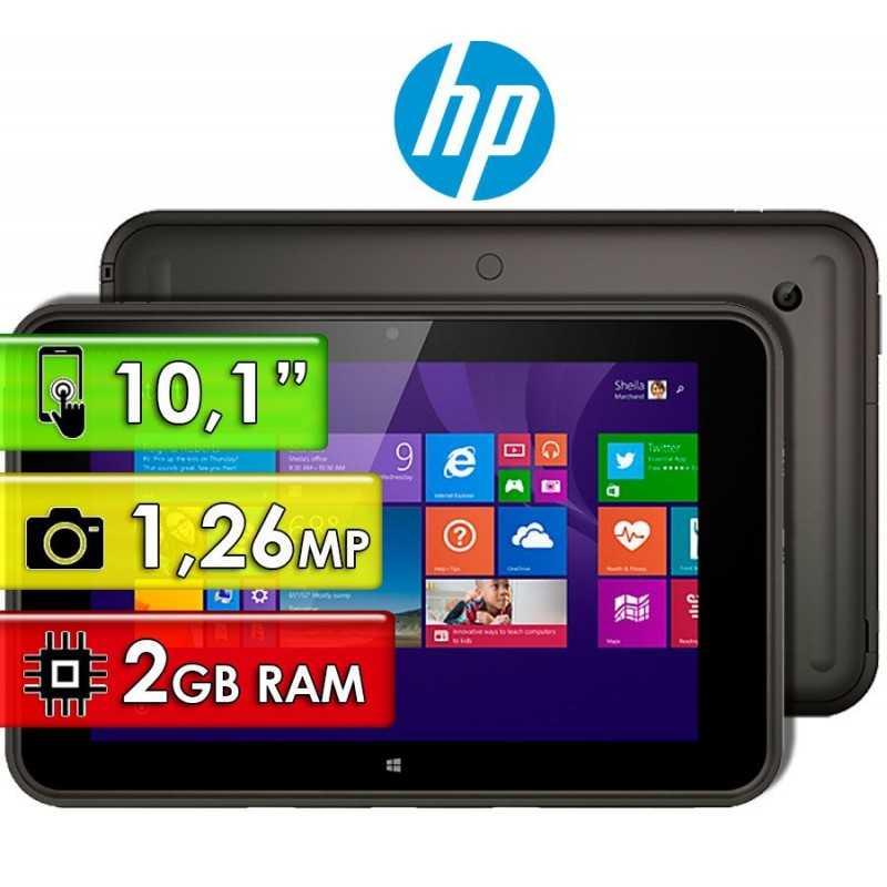 """Tablet 10,1"""" - Hp - HP Pro T3L69LT-E - Con Windows 10"""