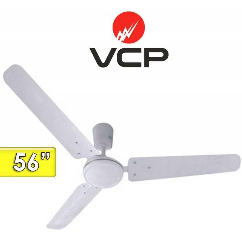 """Ventilador de Techo 56"""" Motor Pesado 7 Velocidades - VCP - VC115500"""