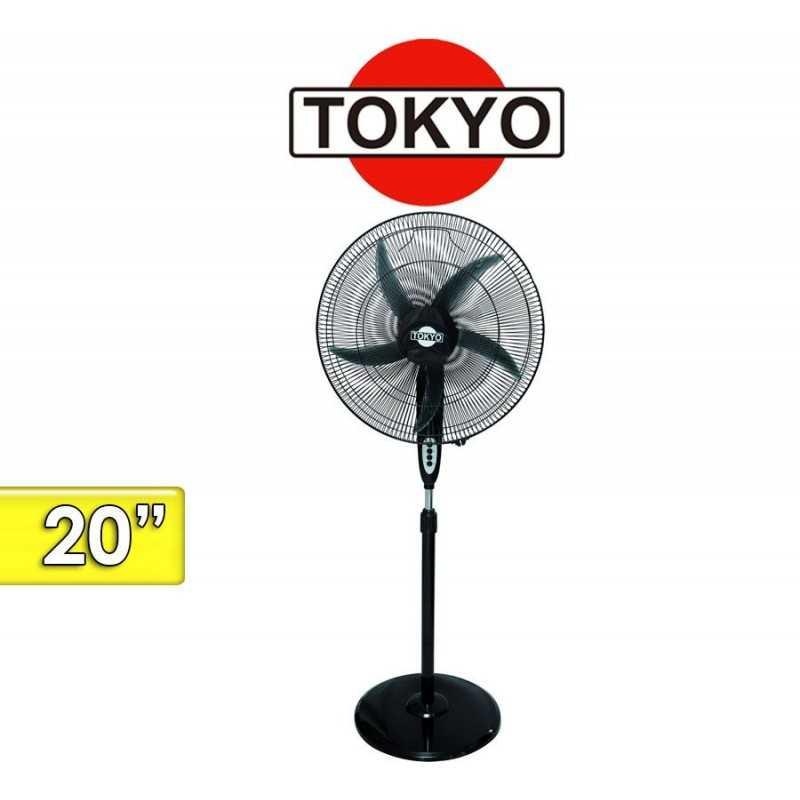 Ventilador De Pie Tokyo Fs50 11dan Superturbo 20 Pulgadas