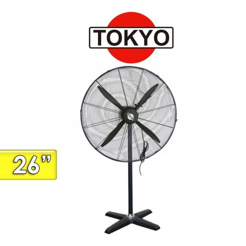 Ventilador de Pie Industrial - Tokyo - VETOKPII26-AR