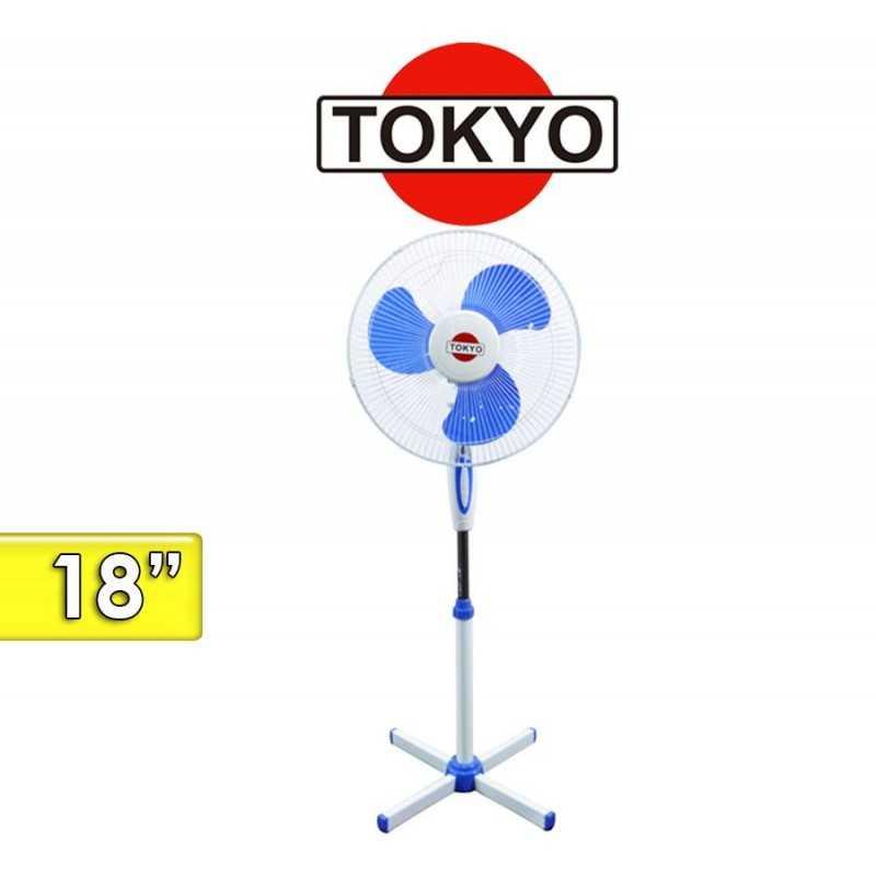Ventilador de Pie - Tokyo - VETOKP1616BB-AR