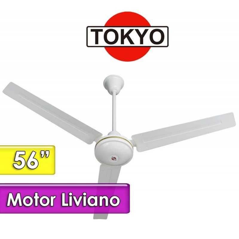 Ventilador de Techo - Tokyo - VETOKT56ML - Motor Liviano