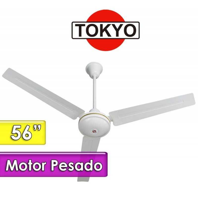 Ventilador de Techo - Tokyo - VETOKT56MP - Motor Pesado