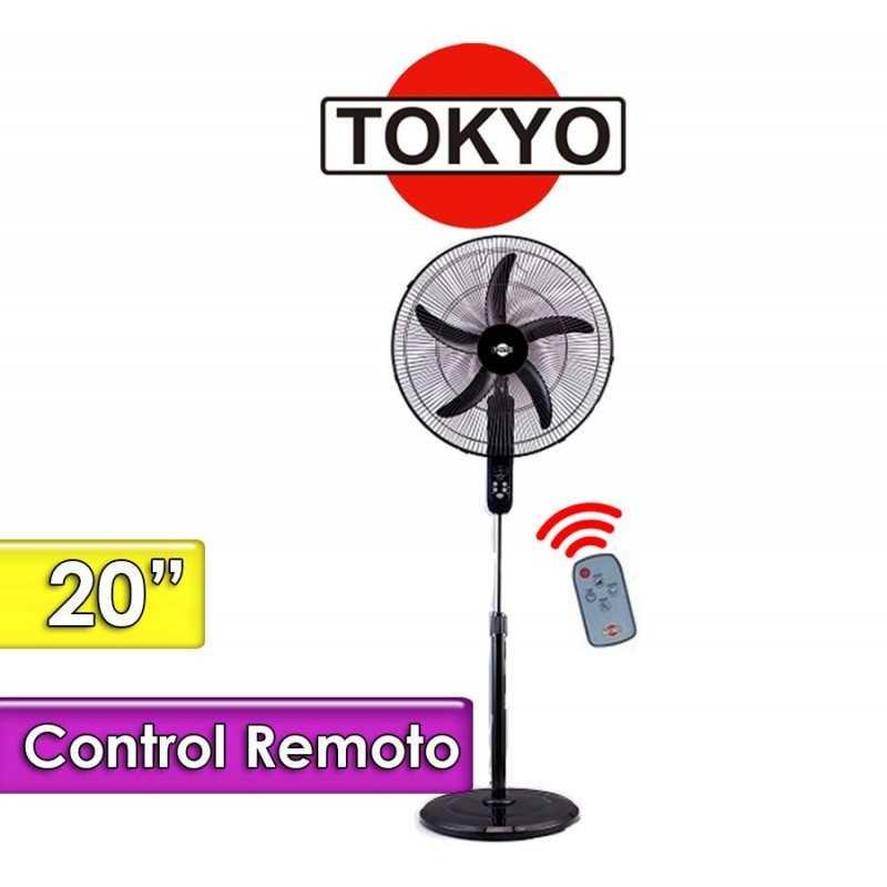 Ventilador de Pie con Control - Tokyo - VETOFRESH