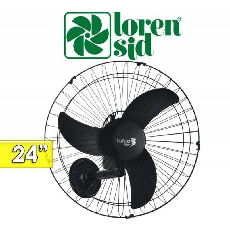 Ventilador de Pared - Loren Sid -  TUFAO M1-60 - 24 Pulgadas