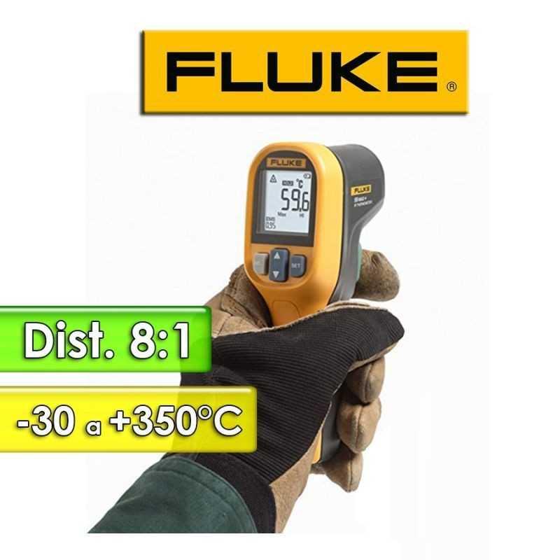 Termometro Infrarrojo - Fluke - 59 Max - Escala -30 a +350°C / 8:1