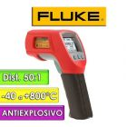 Termómetro Infrarrojo - Fluke - 568 EX AntiExplosivo - Escala -40 a +800°C / 50:1