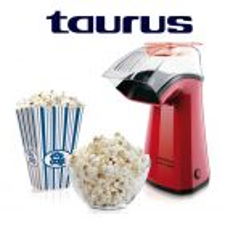 Máquina de Pororó - Taurus - Pop'n'corn