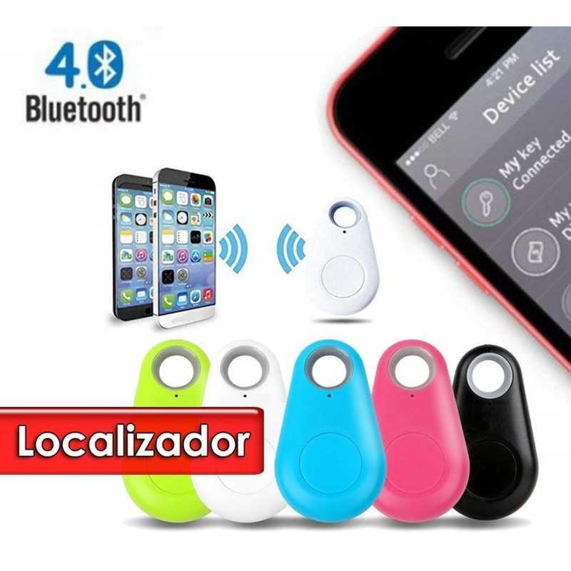 Localizador Ratreador GPS Anti perdida Antirobo Bluetooth - ITAG