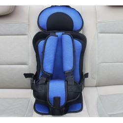 Asiento para auto para bebés y niños - Azul - De 9 meses a 5 años