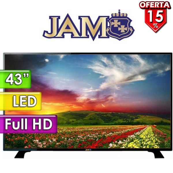 "TV Led Full HD 43"" - JAM - 43DN6"