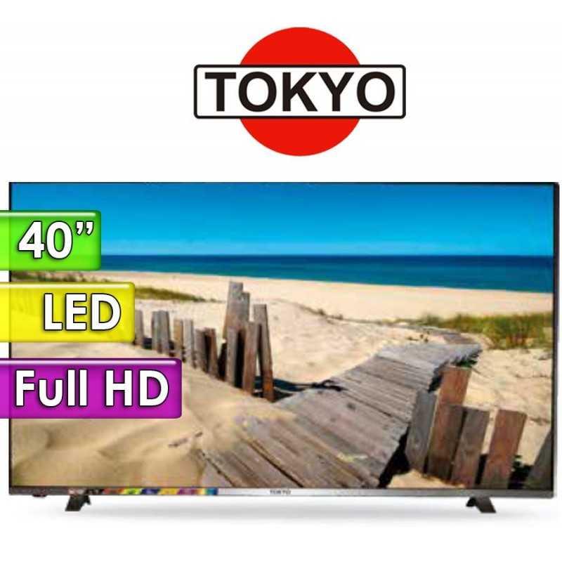 """TV Led Full HD 40"""" - Tokyo - TVTOK40LEDZA01-N"""