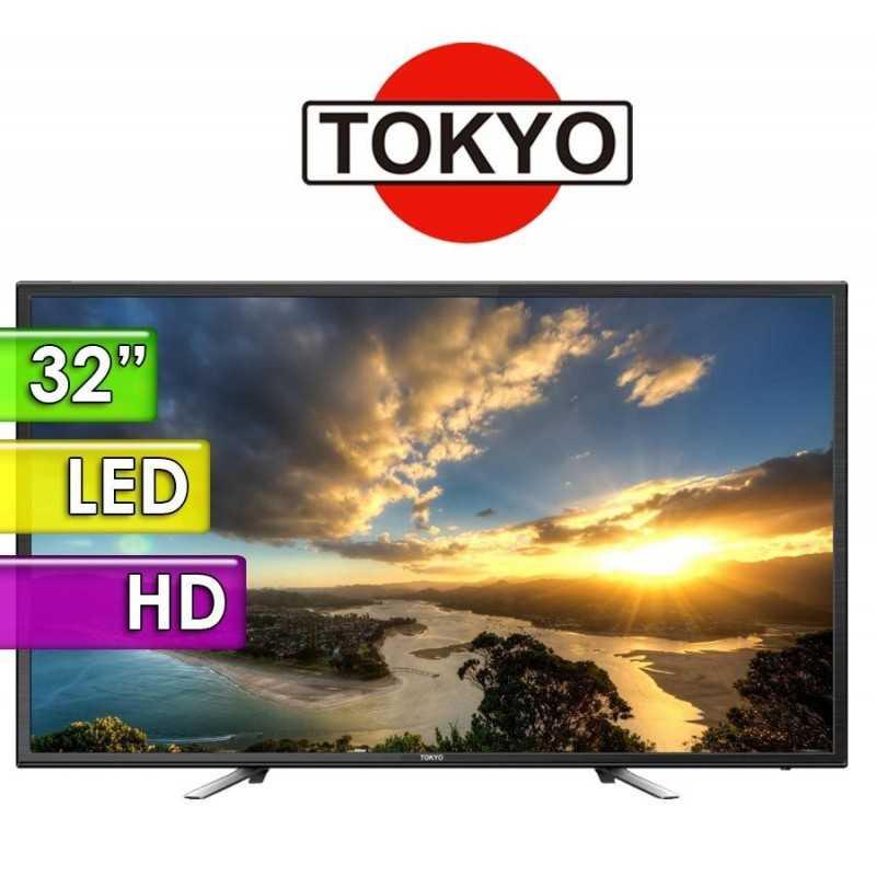 """TV Led Full HD 32"""" - Tokyo - TVTOKTCLED32C16"""