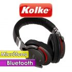 Auricular con Micrófono Bluetooth - Kolke - LIBERTY KABT-102
