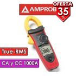 Pinza Amperométrica Industrial - Amprobe - ACDC-54NAV