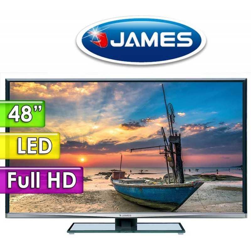 "TV Led Full HD 48"" - James - TVJLED48"