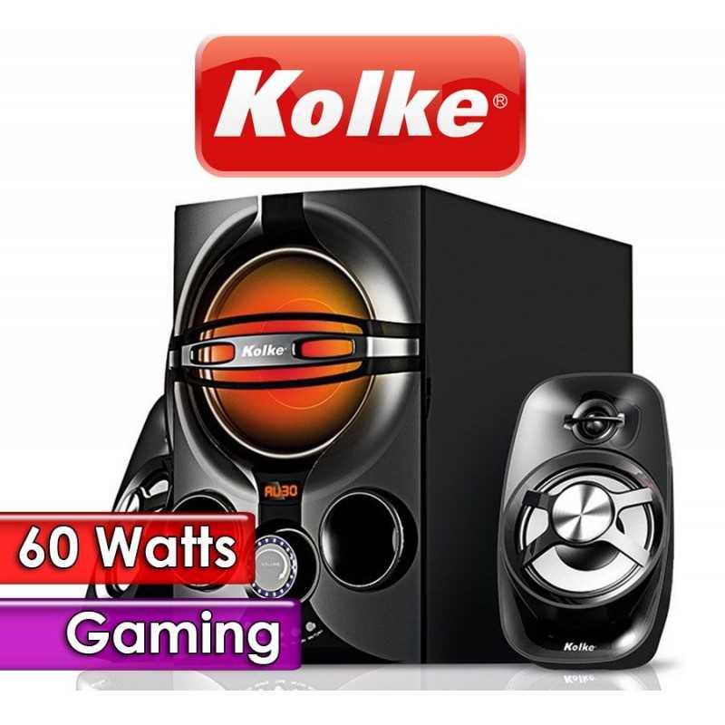 Parlante - Kolke - GAMING SOUND EXPERIENCE KP-501 - 60 W