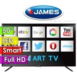 "TV Led Full HD 50"" Smart - James - TVJLEDS50D27"