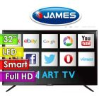 "TV Led Full HD 32"" Smart - James - TVJLEDS32D27"