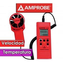 Termo Anemometro - Amprobe - TMA10A