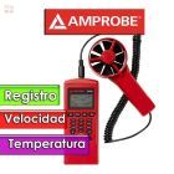 Termo Anemometro - Amprobe - TMA-A Con Registro de Datos