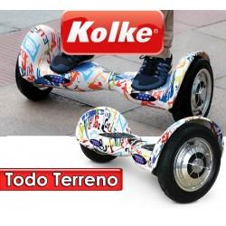 """Skate Eléctrico TODO TERRENO 10"""" - Kolke - KGI-112"""