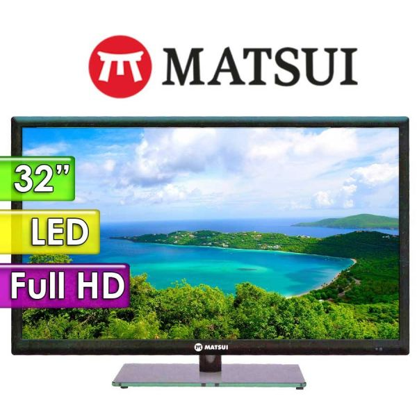 "TV Led Full HD 32"" Smart - Matsui - MT-ELED32"