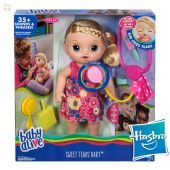 Baby Alive Dulces Lagrimas Rubia - Hasbro - Sweet Tears