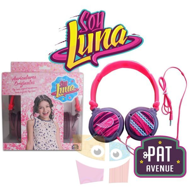 Audifono Soy Luna Original - Pat Avenue