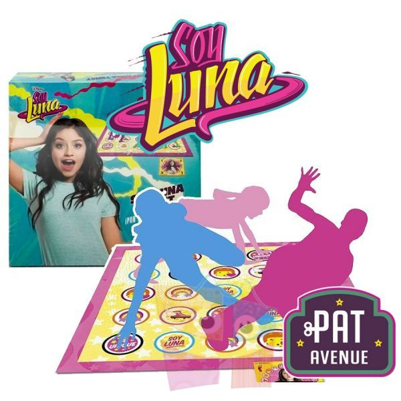 Juego Twist Soy Luna Original - 053-26052