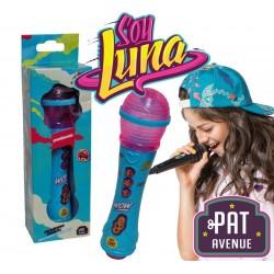 Microfono Musical Soy Luna - Pat Avenue