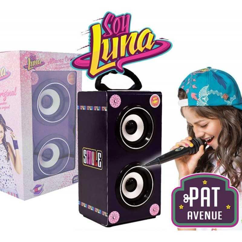 Altavoces Originales Soy Luna - Pat Avenue