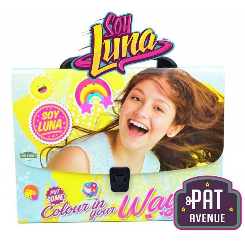 Maletín de Arte Soy Luna - Pat Avenue