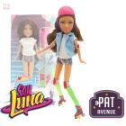 Muñeca Fashion Soy Luna - Pat Avenue